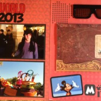 2013: Florida Spring Break Trip 2013: Magic Kingdom