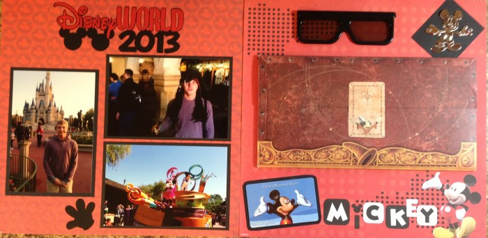 2013: Florida Spring Break Trip 2013: Magic Kingdom