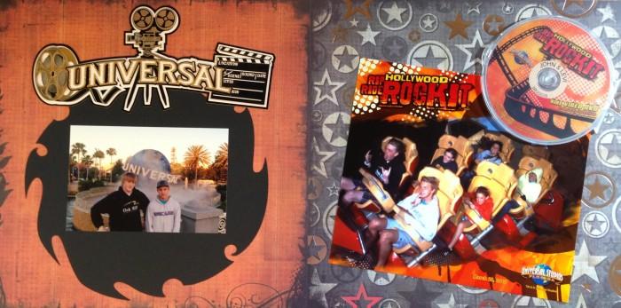 2013: Florida Spring Break Trip 2013: Universal Studios