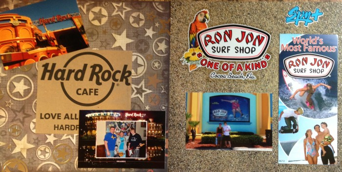 2013: Florida Spring Break Trip 2013: Hard Rock and Ron Jon