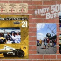 2013: Indianapolis 500