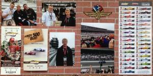 2013: Indianapolis 500 - 2