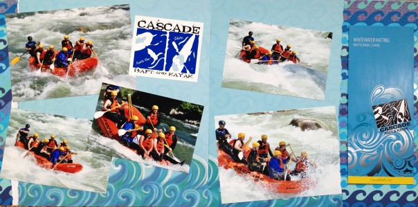 2013: Road Trip: White Water Rafting in Idaho