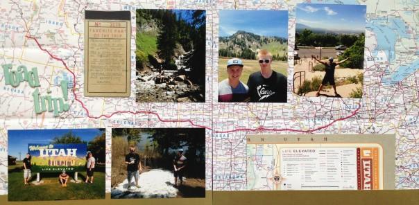 2013: Road Trip Across America: Utah