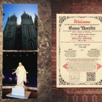 2013: Road Trip: Temple Square and Casa Bonita