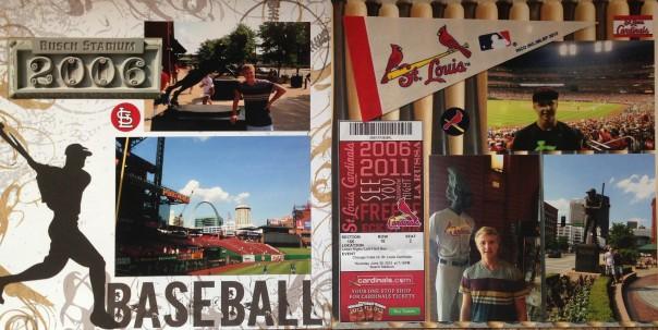 2013: Cardinals Baseball