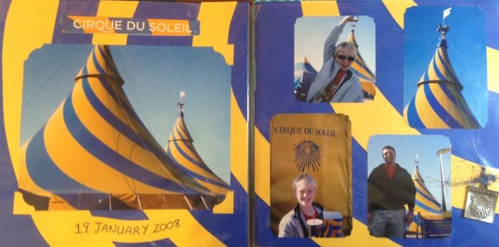 2008: Cirque Du Soleil