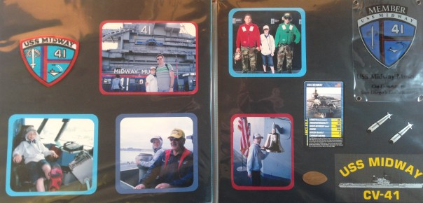 2008: USS Midway