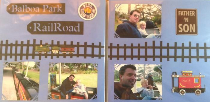 2008: Balboa Park Railroad