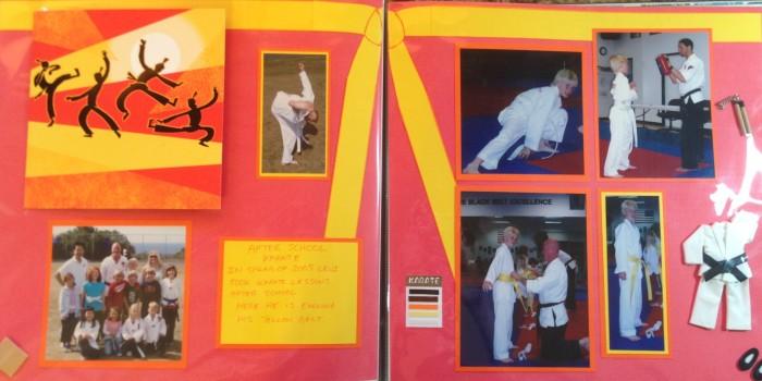 2008: Karate