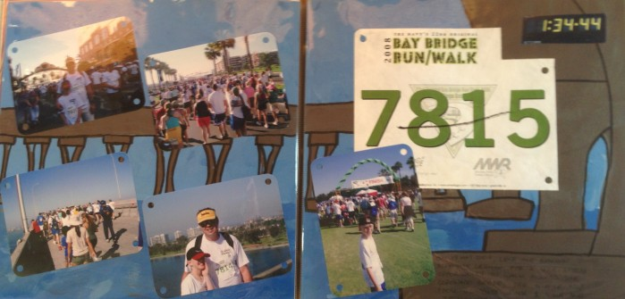 2008: San Diego Bay Bridge Run/Walk