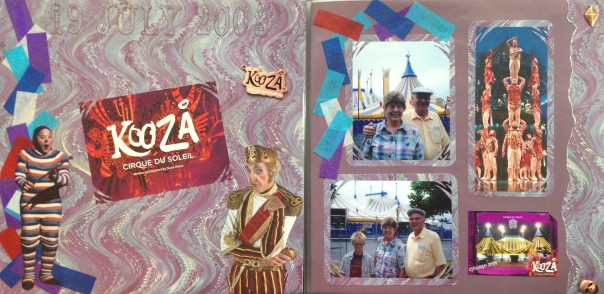2008: Cirque Du Soleil: Kooza