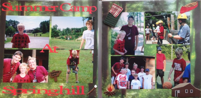 2008: Springhill Camps