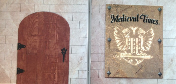 2008: Medieval Times: 1