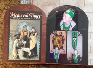 2008: Medieval Times: 2