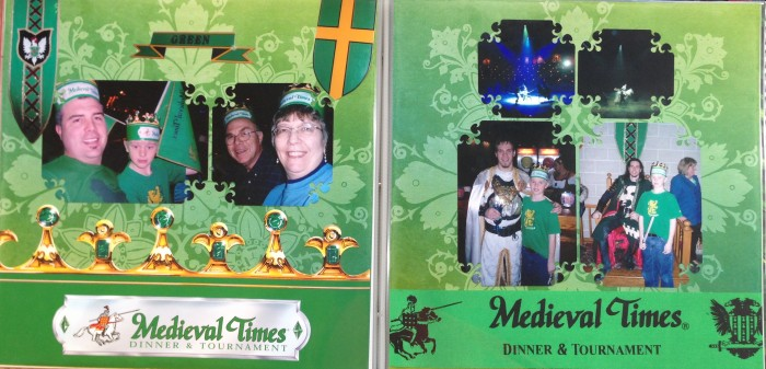 2008: Medieval Times 4