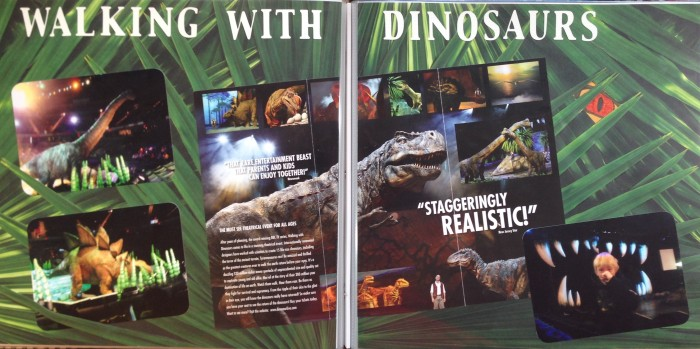 2008: Walking with Dinosaurs