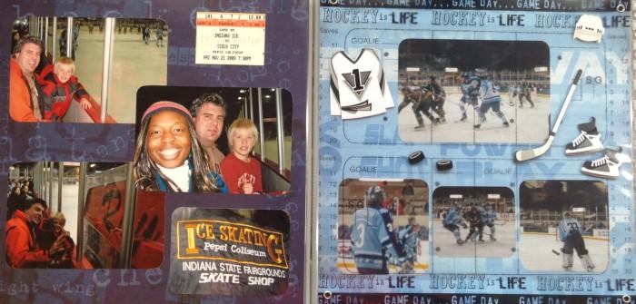2008: Indiana Ice