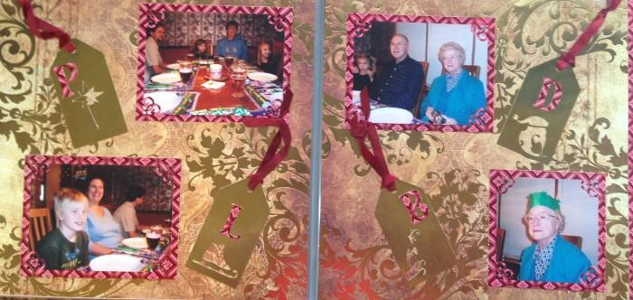 2008: Christmas Dinner