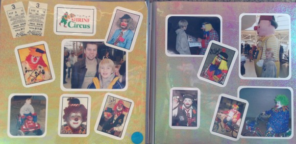 2009: Mizpah Shrine Circus