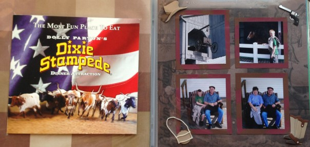 2009: Dixie Stampede