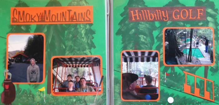 2009: Hillbilly Golf