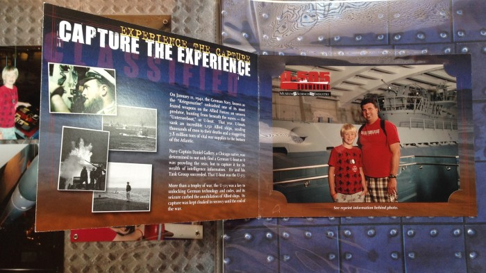 2009: Chicago: Museum of Science and Industry: Trip 2: U-505 Submarine: Open