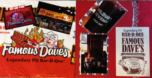 2013: Famous Dave's