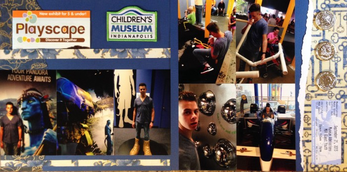 2013: Indianapolis Children's Museum