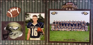 2013: Football Team Photos
