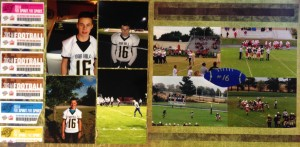 2013: Football: Games