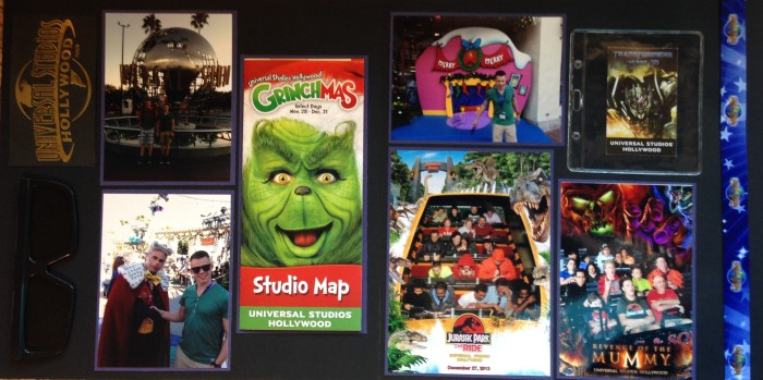 2013: Universal Studios