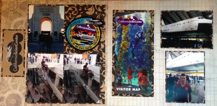 2013: California Science Center - Endeavour Space Shuttle