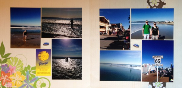 2013: Santa Monica and Venice Beach