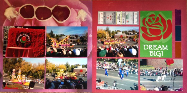 2014: New Years Rose Parade