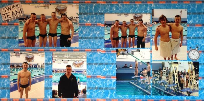 2014: Swim Team