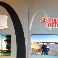 2014: St Louis Gateway Arch