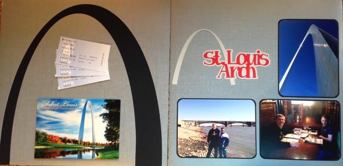 2014: St Louis Gateway Arch 2