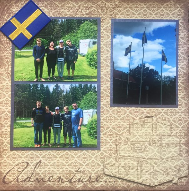 Europe Vacation 2015: Saying Goodbye to Sweden