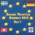 Europe Vacation 2015: Title Page 1