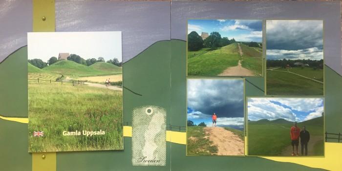 Europe Vacation 2015: Gamla Uppsala