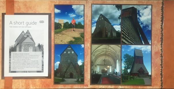 Europe Vacation 2015: Old Uppsala Church