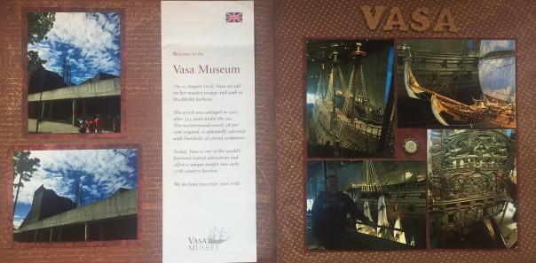 Europe Vacation 2015: Vasa Museum 1