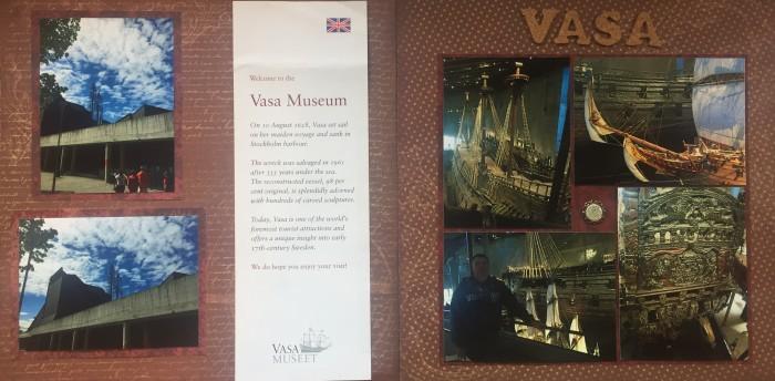 Europe Vacation 2015: Vasa Museum 1