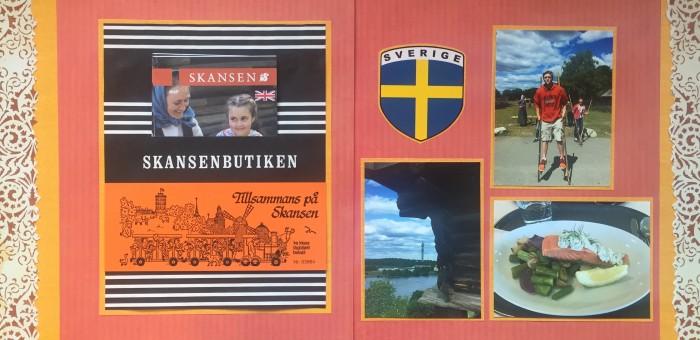 Europe Vacation 2015: Skansen 1