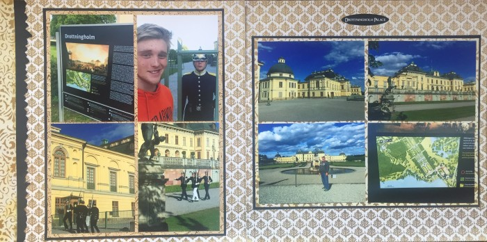 Europe Vacation 2015: Drottningholm
