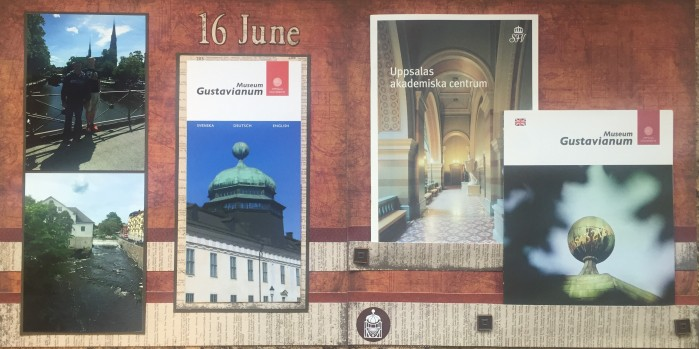 Europe Vacation 2015: Gustavianum