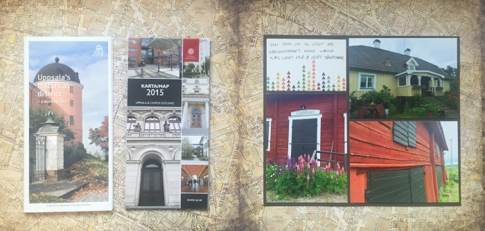Europe Vacation 2015: Maps and Farmhouse