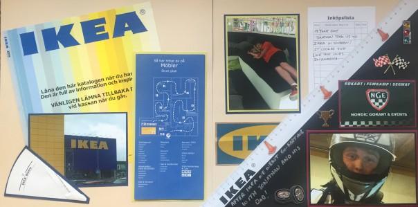 Europe Vacation 2015: IKEA and GoKarting