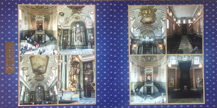 Europe Vacation 2015: Swedish Royal Palace 2